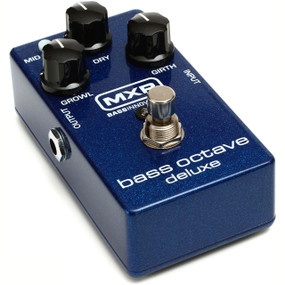 MXR M288 Bass Octave Deluxe Effects Pedal (M288)