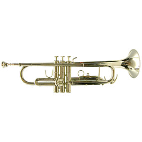 Mirage M40151NI Student Bb Trumpet With Case, Nickel