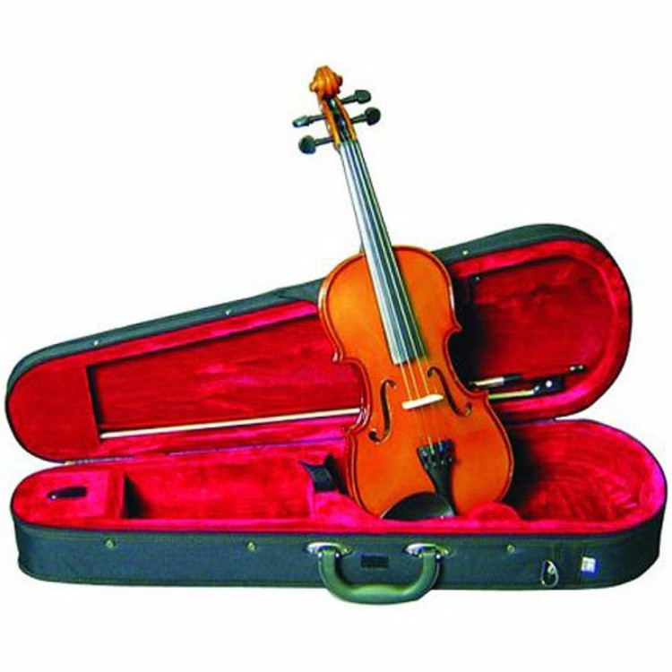 Musino 3000 Series Intermediate 1/4 Size Violin Outfit (VN3014)