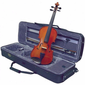 Musino 4000 Series Deluxe 4/4 Full Size Violin Outfit (VN4044)