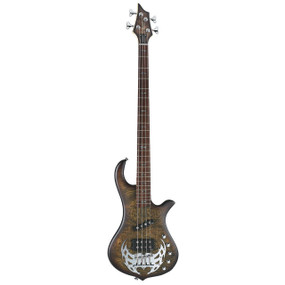 Traben TRAAA4G Array Attack Series 4-String Electric Bass Guitar (TRAAA4G)