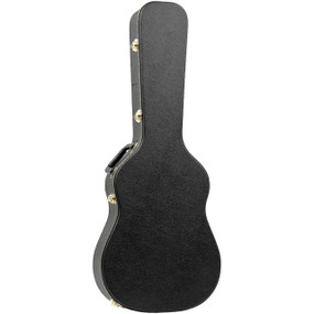 Guardian CG-020-C Hardshell Case for Classical Acoustic Guitar, Black