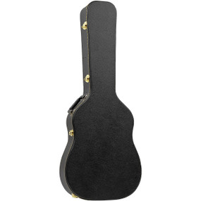 Guardian CG-020-D Hardshell Case for Dreadnought Acoustic Guitar, Black (CG-020-D)