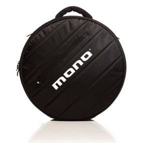 Mono M80 Series M80-SN-BLK Adjustable Customized Fit Snare Case, Jet Black (M80-SN-BLK)