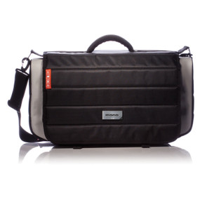 Mono EFX Series EFX-PDR Producer Messanger Style DJ/Audio/Laptop Gear Bag, Jet Black (EFX-PDR-BLK)