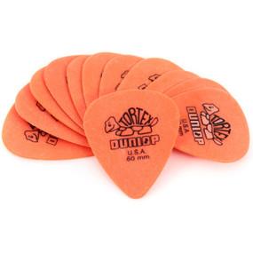 Dunlop 418P.60 Tortex Standard .60mm Guitar Picks, 12-Pack (418P.60)