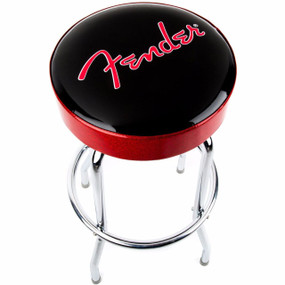 Fender 30 Inch Logo Bar Stool, 099-0205-010