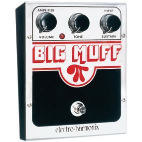 Electro-Harmonix BIG MUFF PI Classic Distortion/Sustain Effects Pedal