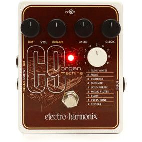 Electro-Harmonix C9 Organ Machine Effects Pedal