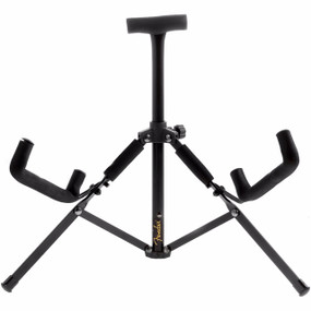 Fender FMSA Black Mini Acoustic Guitar Stand, 099-1812-000