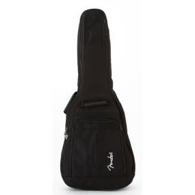 Fender Metro Series Dreadnought Acoustic Guitar Gig Bag, Black 099-1632-106