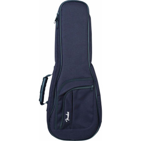 Fender Urban Series Concert Ukulele Black Gig Bag, 099-1541-006