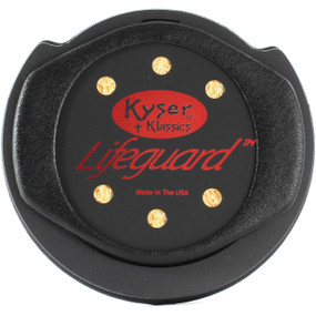 Kyser KLHC Classical Guitar Lifeguard Sound Hole Humidifier
