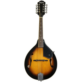 Washburn M1S A-Style Mandolin, Tobacco Sunburst
