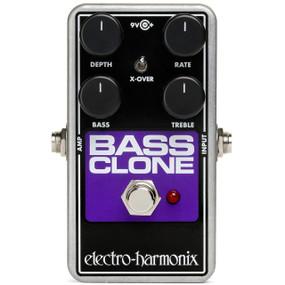 Electro-Harmonix BASS CLONE Bass Chorus Effects Pedal