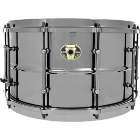 "Ludwig LW0814 Black Magic 8"" X 14"" Snare Drum"