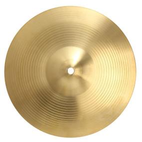 "GP Percussion C216 Single Brass Cymbal, 16"" Inch"