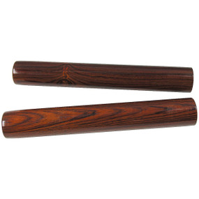 Ludwig LE2368 Rosewood Claves, 1-Pair