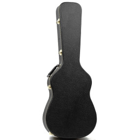 Guardian CG-020-CT Hardshell Case for Thinbody Classical Acoustic Guitar, Black