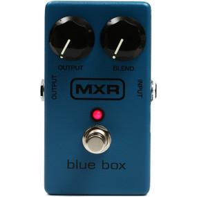 MXR M103 Blue Blox Octave Fuzz - Blue Box Octave Fuzz Guitar Effects Pedal