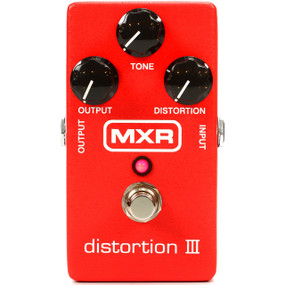 MXR M115 Distortion III - Guitar Effects Distortion Pedal