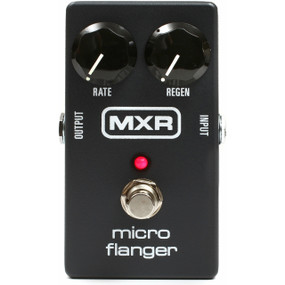 MXR M152 Micro Flanger - Guitar Effects Flanger Pedal
