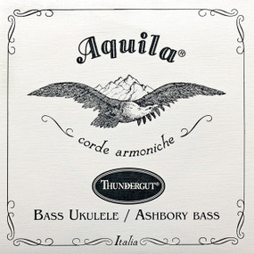 Aquila 68U Thundergut Bass Ukulele Strings - 4 String Set