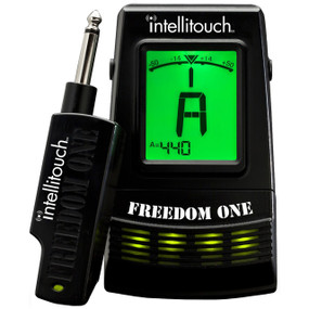 Intellitouch Freedom One Compact Wireless System & Wireless Pedal Tuner, WT1