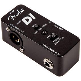 Fender Micro DI - Signal Direct Box Micro DI Guitar Pedal, 023-4513-000