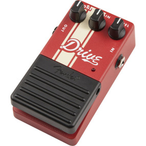 Fender Competition Series Drive Guitar Effects Pedal, 023-4502-000