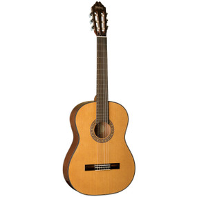 Wasbhurn C40 Classical Series Nylon String Acoustic Classical Guitar, Natural