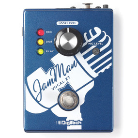 DigiTech JMVXT JamMan Vocal XT Compact Looper Pedal for Vocalists