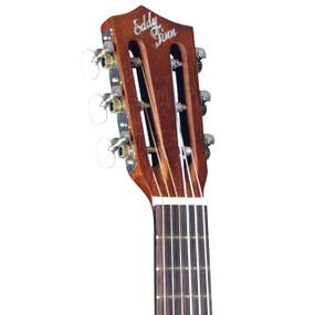 Eddy Finn EF-G6 Guitar-Lele 6 String Tenor Ukulele, Natural