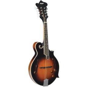 Morgan Monroe MM-100FME Classic F-Style Electric Mandolin, Vintage Sunburst