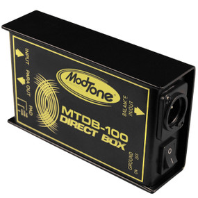 ModTone Guitar Effects Direct Box, MTDB-100