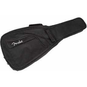 Fender Urban 3/4 Size Acoustic Guitar Gig Bag, Black (099-1431-106)
