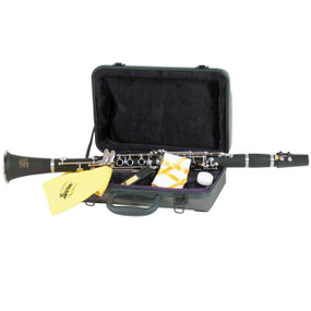 Lauren Student Bb Clarinet Outfit LCL100 B-Flat Clarinet with Case