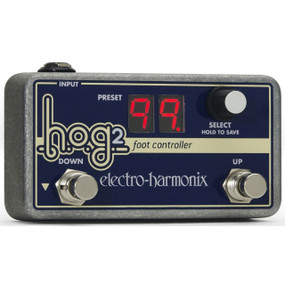 Electro-Harmonix Foot Controller for HOG2 Electric Guitar Effects Pedal