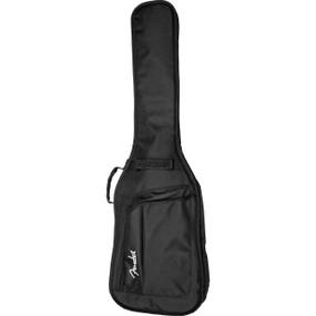 Fender Urban Short Scale Electric Bass Guitar Gig Bag - Black, 099-1521-106