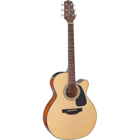 Takamine GN15CE-NAT 6-String NEX Body Acoustic Electric Guitar, Natural