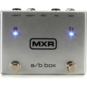 Dunlop MXR M196 A/B Box - Split Output Path Switch/Selector Guitar Pedal