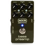 Dunlop MXR Bass Innovations M81 Bass Preamp Pedal w/ 3-Band EQ