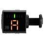Korg GripTune Ultra-Compact Chromatic Clip-On Guitar & Bass Tuner