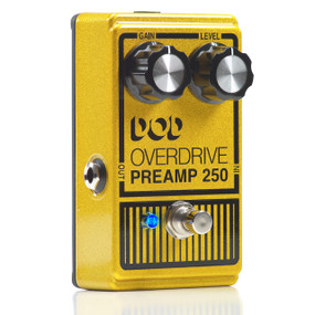 DigiTech DOD250-13 DOD Overdrive Preamp 250 Guitar Effects Pedal, (2013 Version)