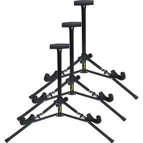 Fender FMSE Mini Electric Guitar Stand 3-Pack, 099-1811-003