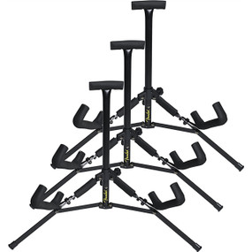 Fender FMSA Mini Acoustic Guitar Stand 3-Pack, 099-1812-003