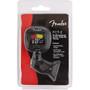 Fender FCT-2 Color Clip-On Tuner for Guitar, Bass, Ukulele, Violin, 023-9979-000