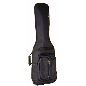 Guardian CG-100-E DuraGuard Padded Gig Bag for Electric Guitar, Black