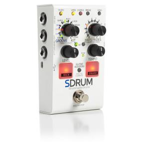DigiTech SDRUM Strummable Drums Guitar Effects Pedal