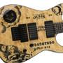 ESP LTD Kirk Hammet Signature Series Limited Edition OUIJA Electric Guitar w/ Case